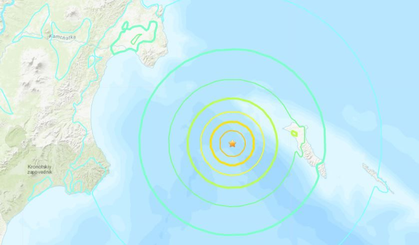 Russia Earthquake: Tsunami Warning Issued After Major Quake ... on russia japan map, russia flood map, russia pollution map, russia weather map, russia volcano map, russia environment map, russia 1941 map, russia airport map, russia wildfires map, russia meteor map,