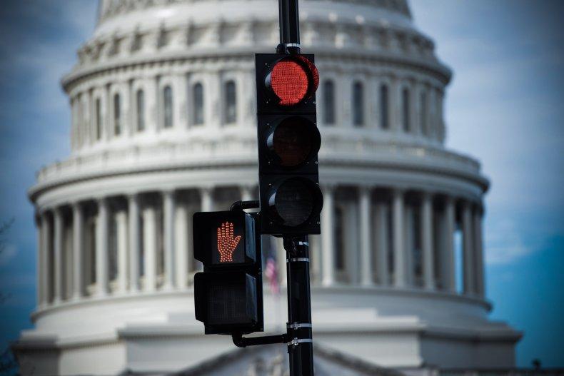 US Capitol shutdown December 2018