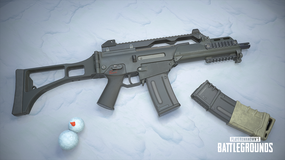 Pubg Mobile Update 0 11 5 Adds G36c Season 6 Royale Pass Patch