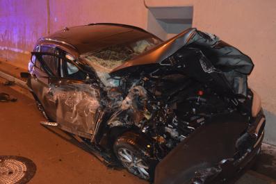 Slovakia Car Crash
