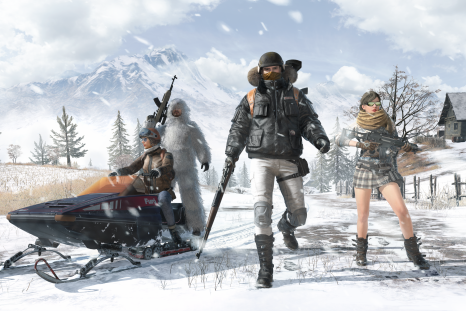 PUBG Vikendi Key Art