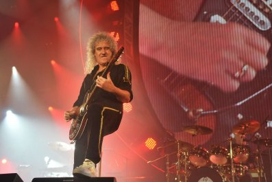 Brian May, Queen, New Horizons, NASA, Space, Music