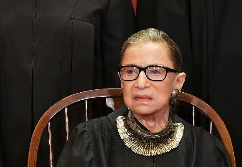 ruth bader ginsburg supreme court