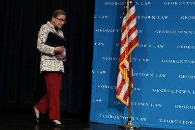 RBG speech