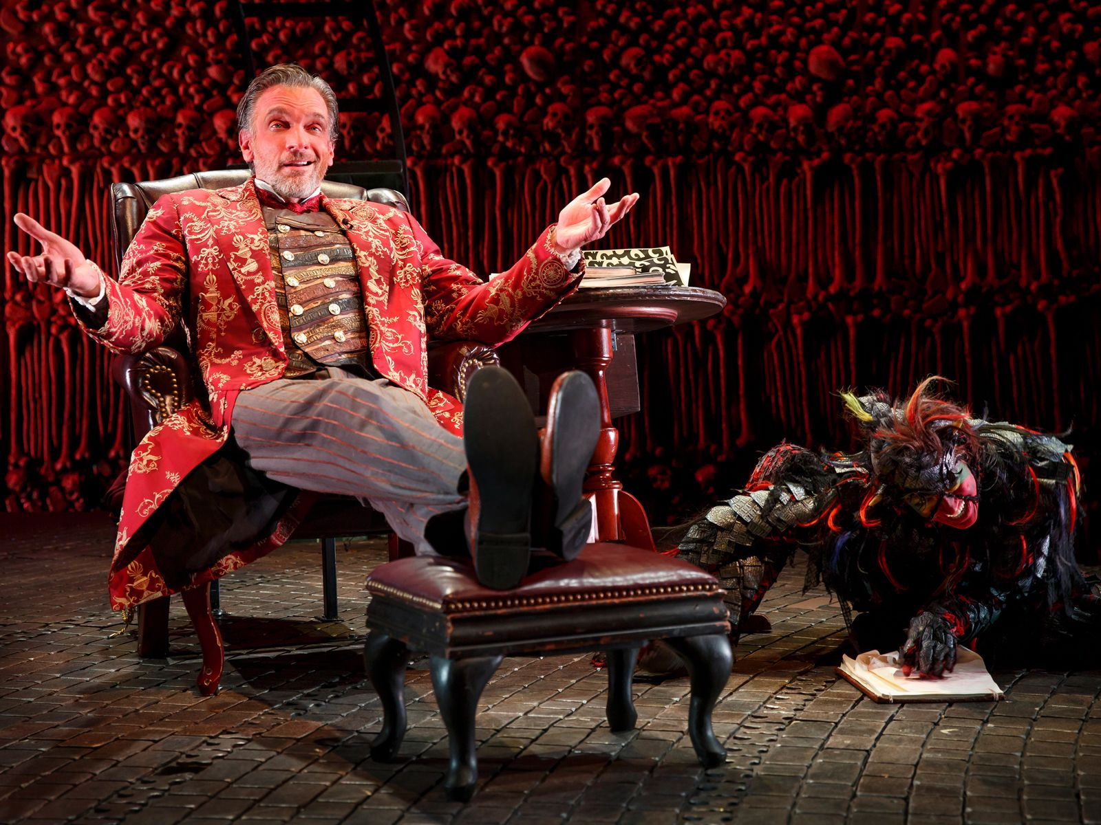 The Screwtape Letters Makes For A Good Damned Time On Stage