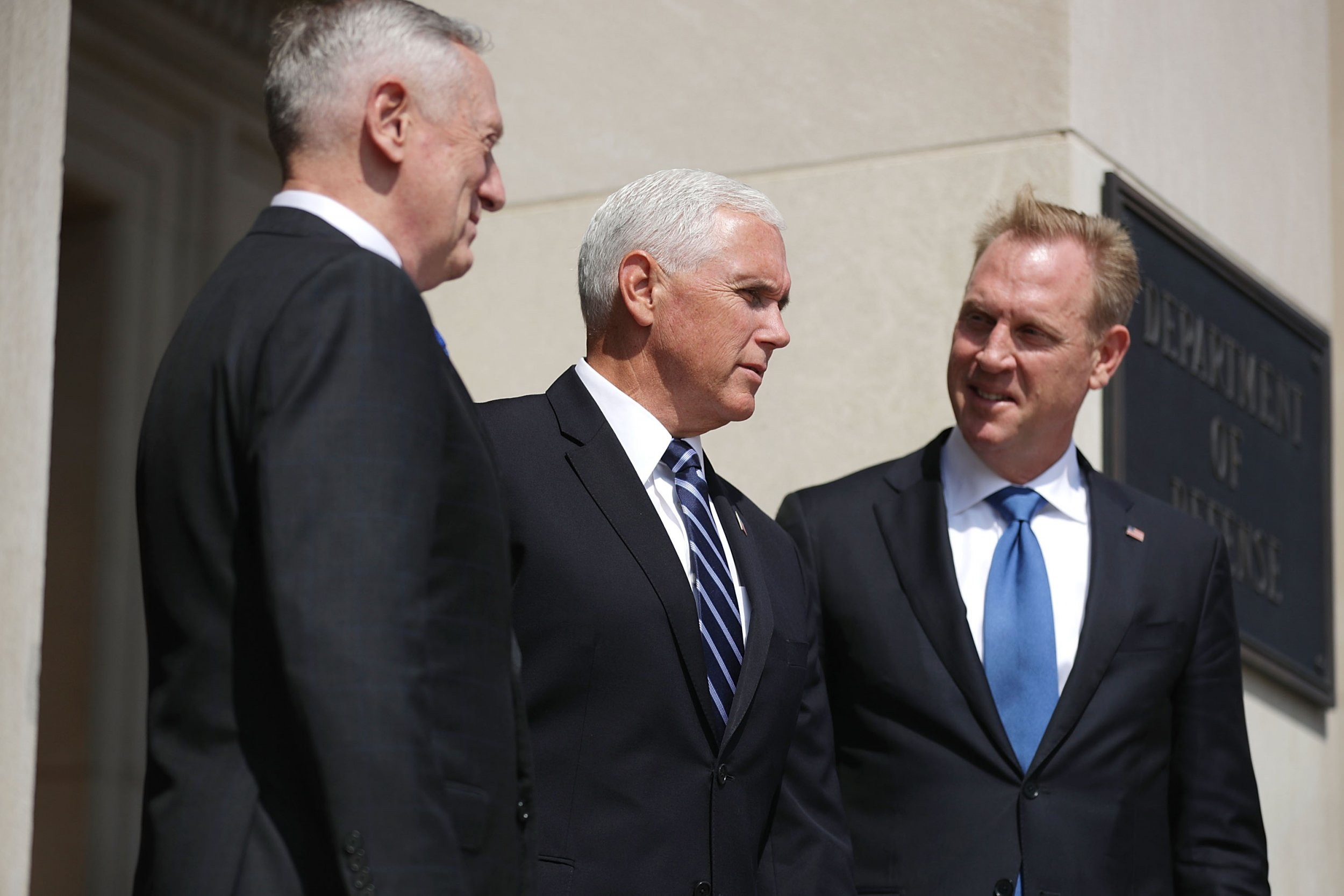 Who Is Patrick Shanahan? Trump Forces James Mattis Out Early Amid Frustration Over Resignation, Will Temporarily Replace with Shanahan
