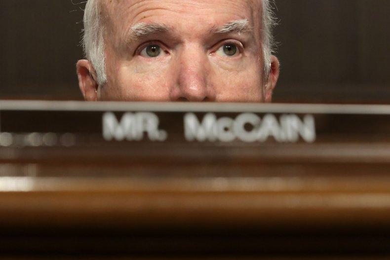 A Fox in the Henhouse: John McCain Once Threatened to Block Trump's New Secretary of Defense Patrick Shanahan to Pentagon