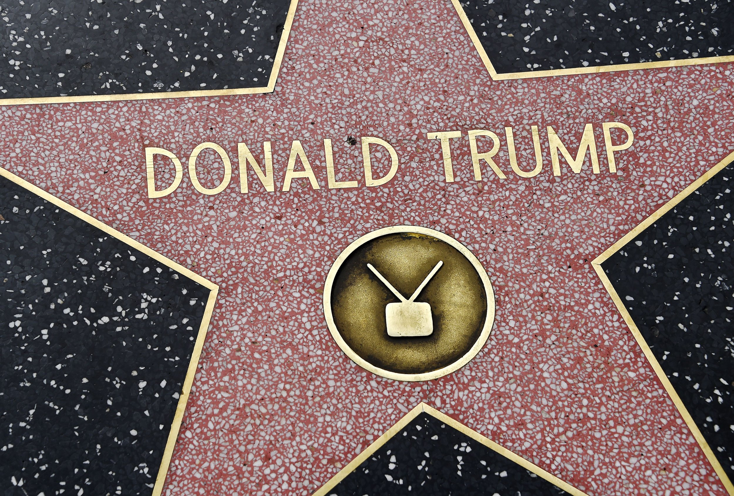 donald trump hollywood walk of fame