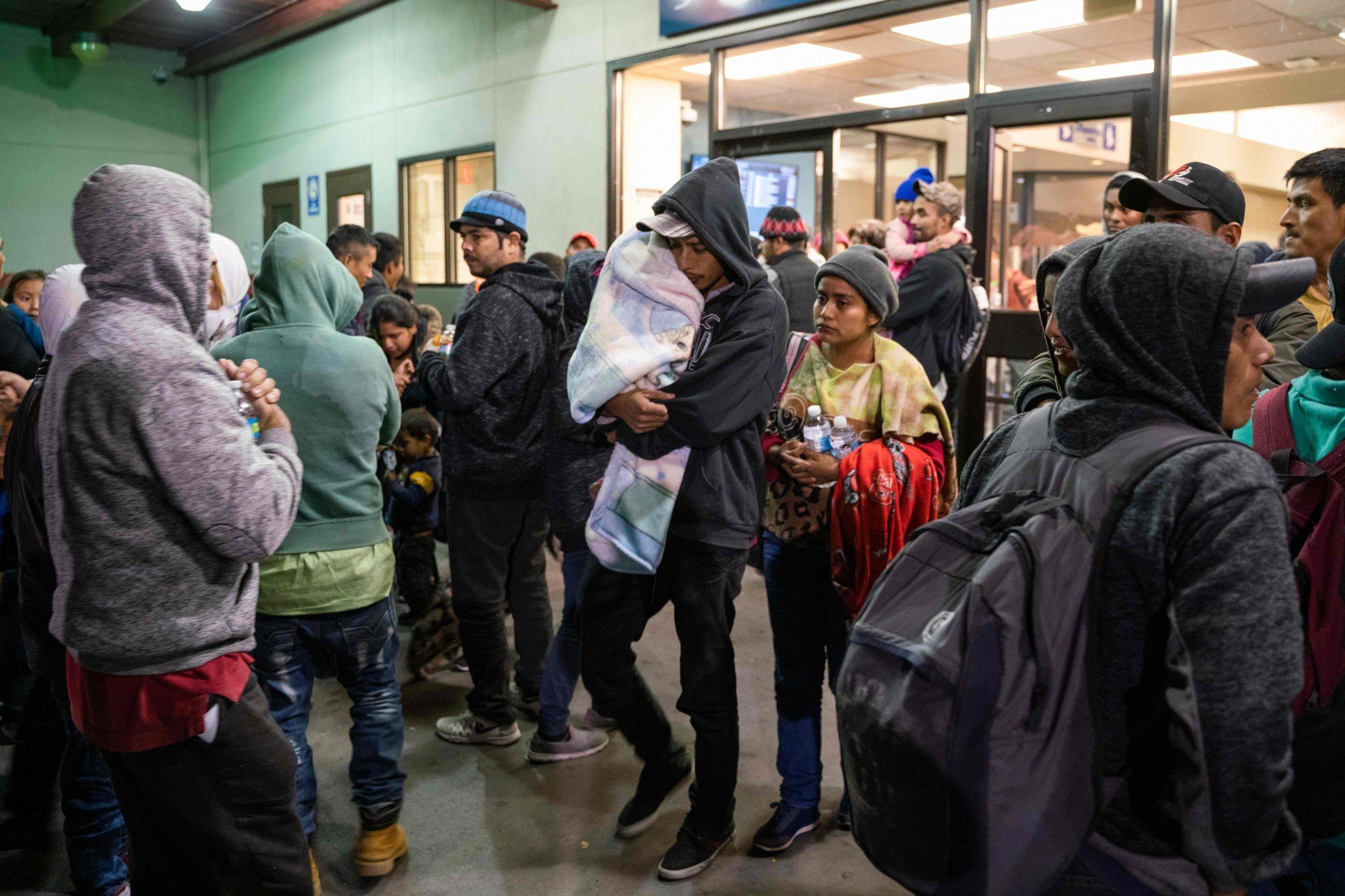 ICE Asylum Seekers El Paso