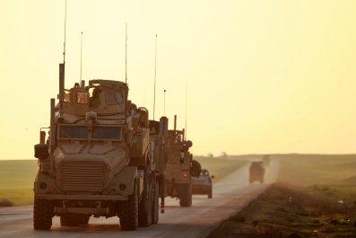 syria isis troops