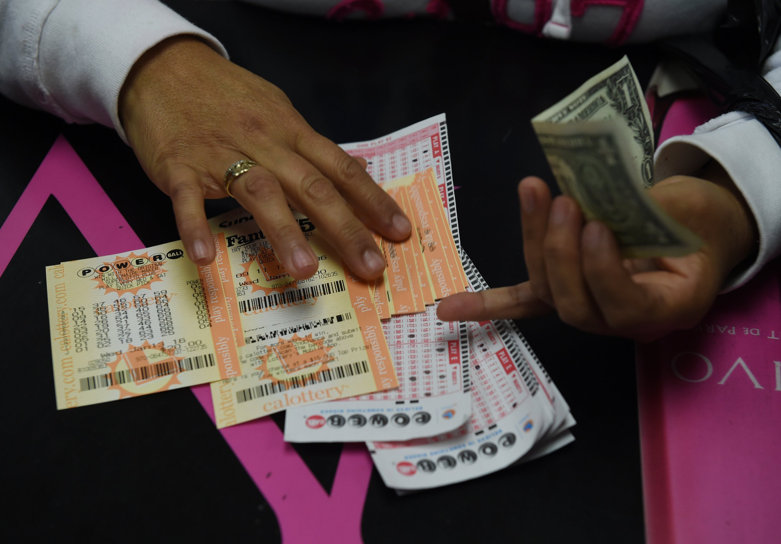 powerball ticket purchase