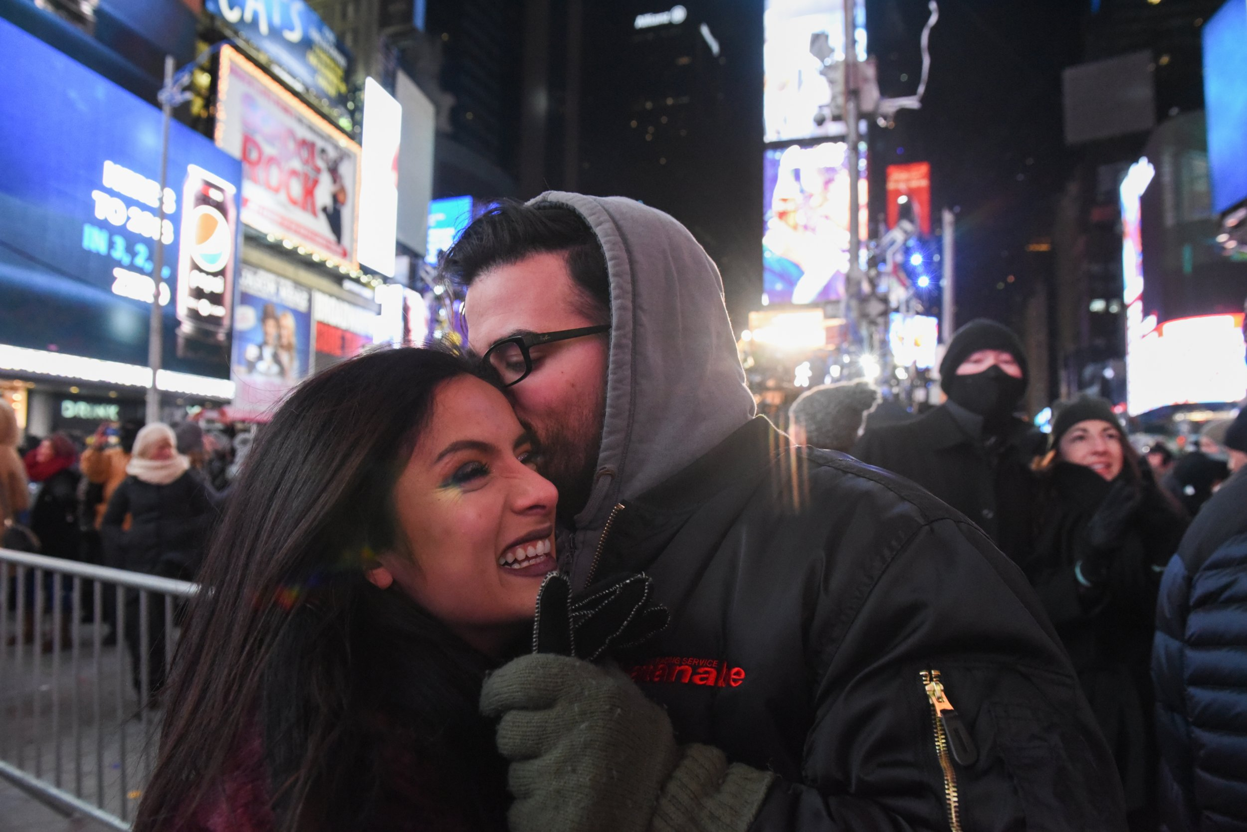 New Year's Eve NYC Live Stream 2019: Watch Times Square ...