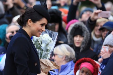 When Is Meghan Markle's Due Date?