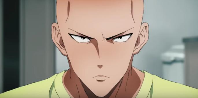 one punch man season 2 saitama