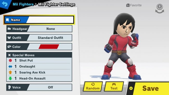 Smash Ultimate' Mii Fighters: How to Create and Unlock