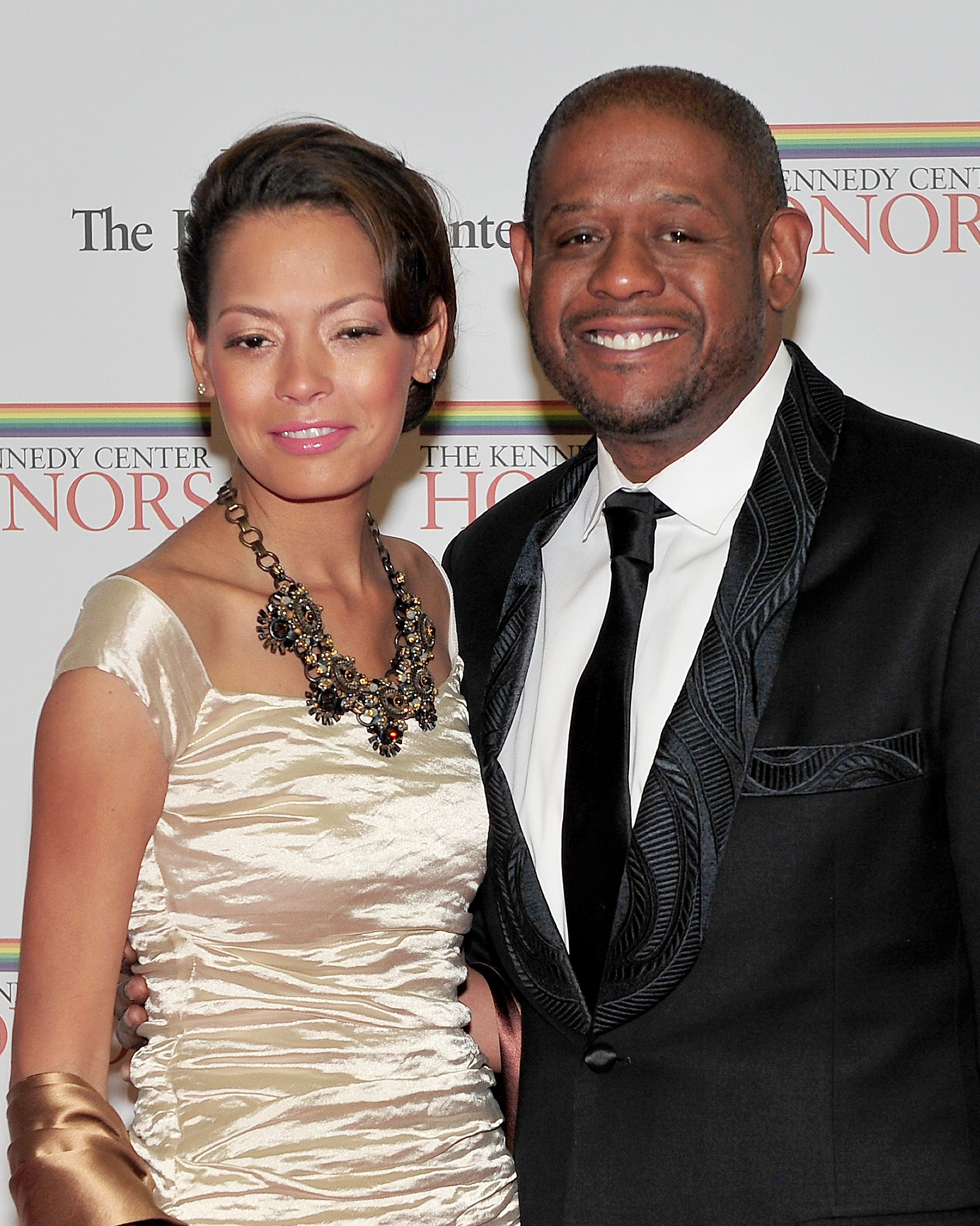Actor Forest Whitaker Files for Divorce After 22 Years of ...