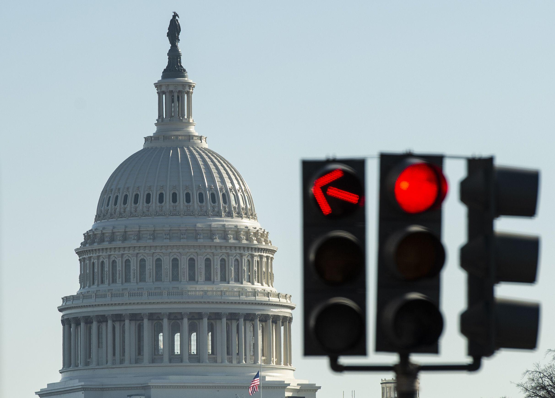 US Capitol shutdown