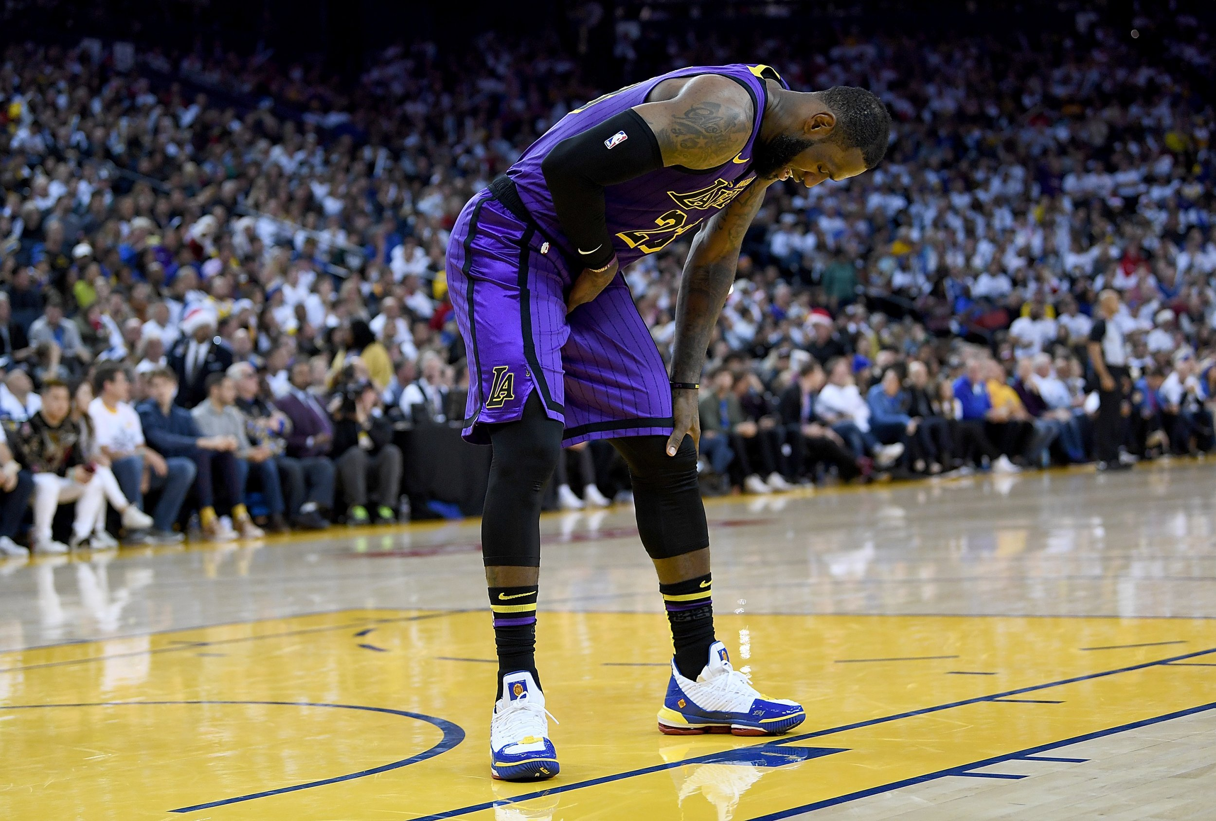 3d145965e How Long Is LeBron Out For  James Expected to Miss a Number of Games ...