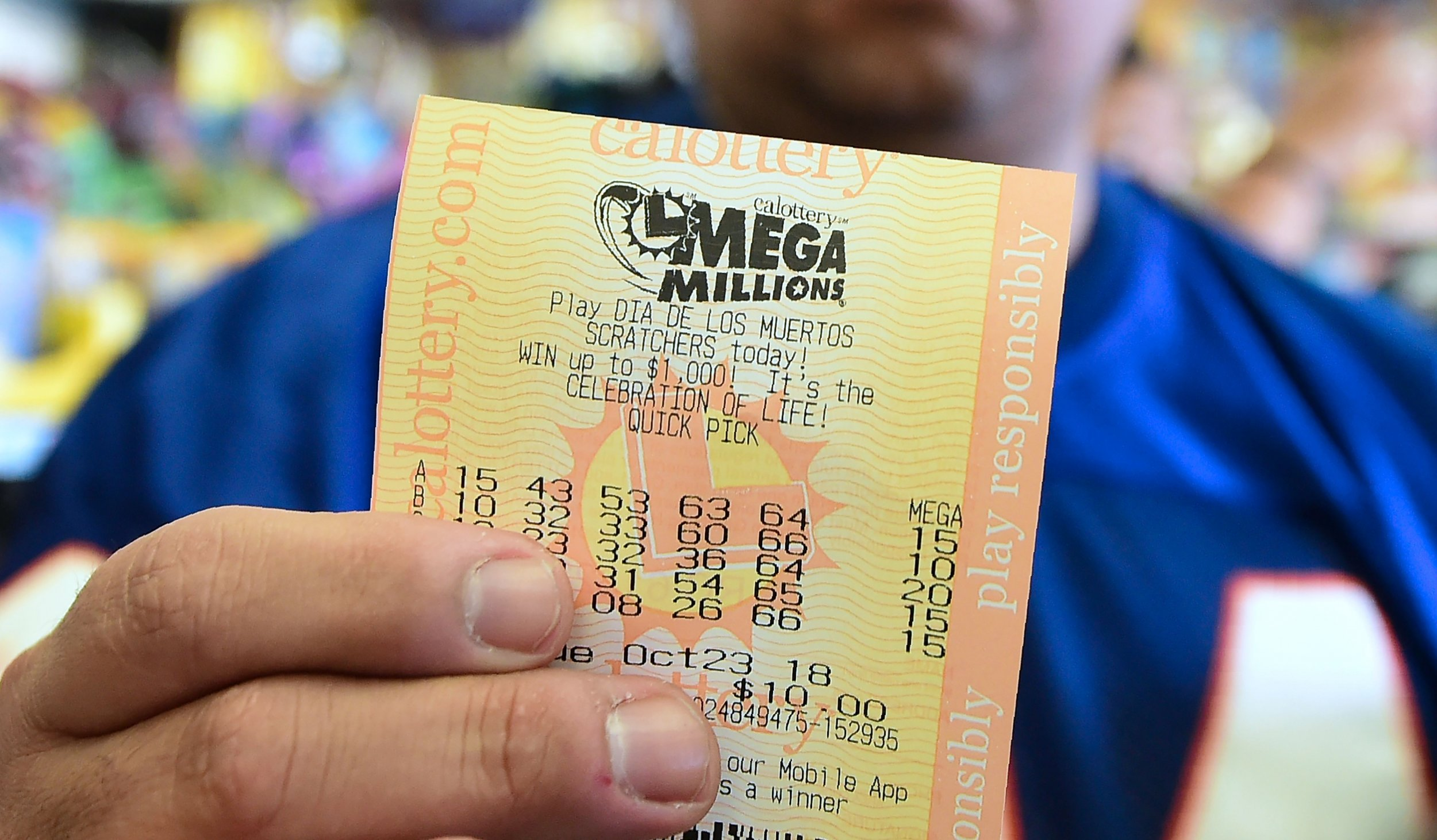 Mega Millions Numbers Results For 12 28 18 Did Anyone Win The 348