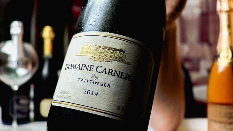 2014 Domaine Carneros Brut by Taittinger