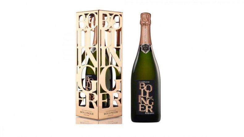 Bollinger Limited Edition Brut Rosé 2006