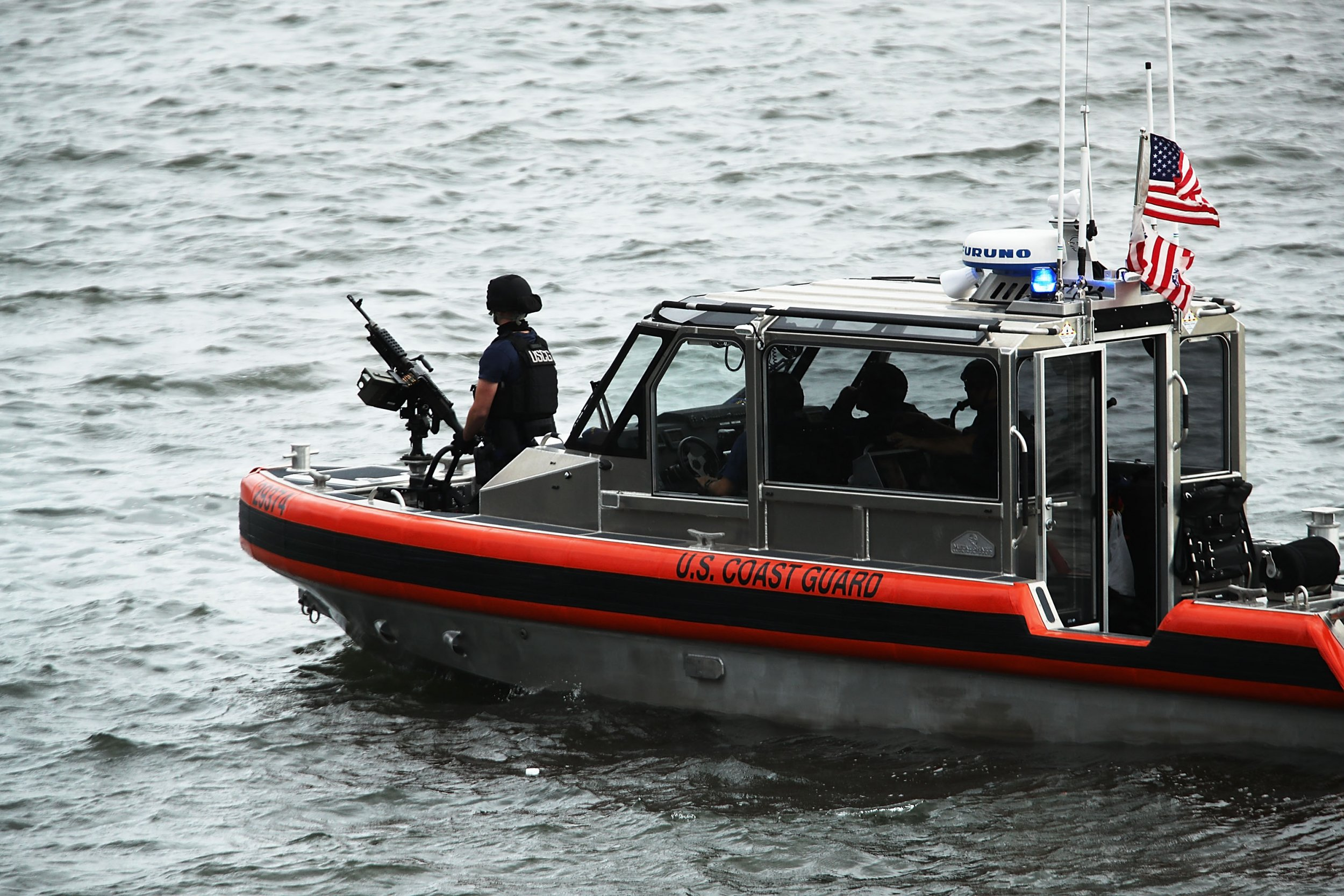 thousands of u s coast guard members furloughed serving without