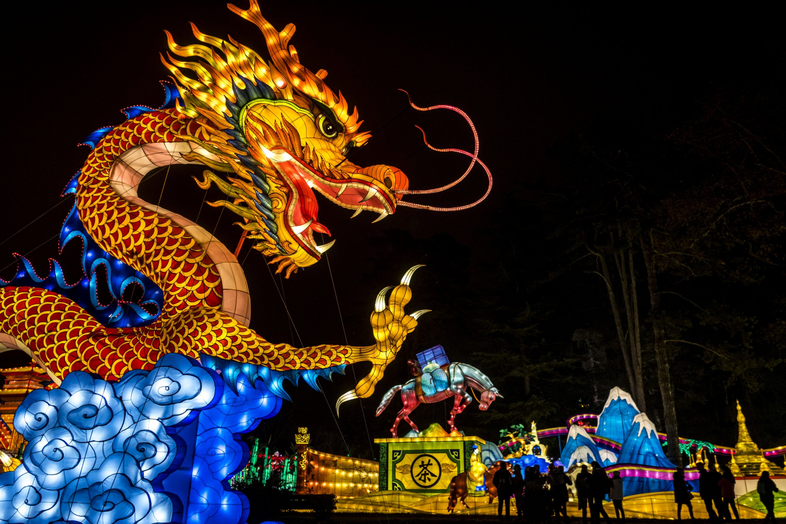 GettyImages-1072448430 Dragon Chinese New Year