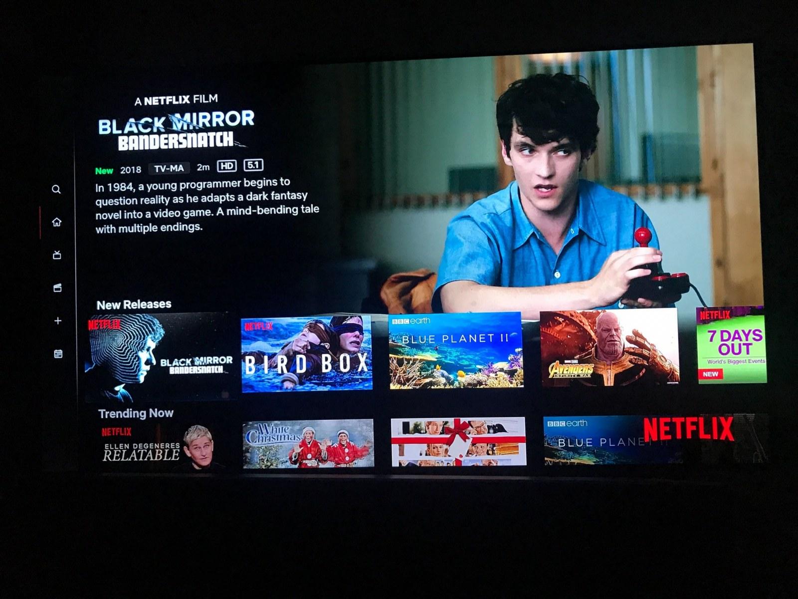 Bandersnatch' Not Working on Apple TV, Chromecast? Netflix's New