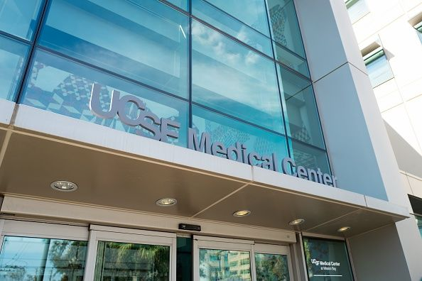UCSF medical center exterior