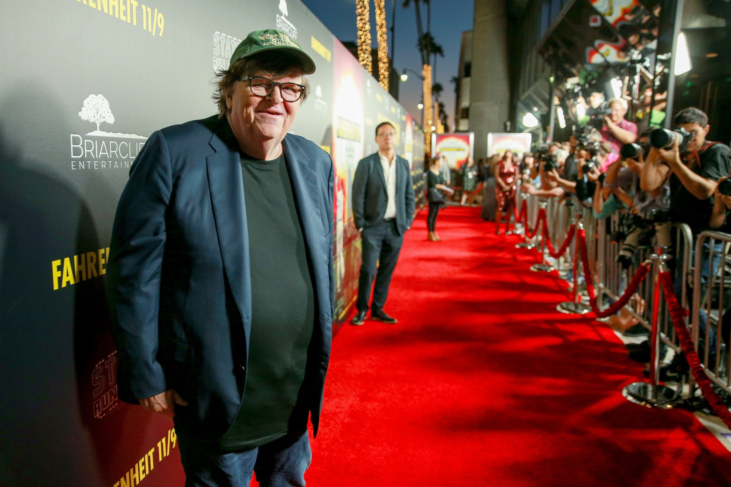 michael moore, trump family, indicted