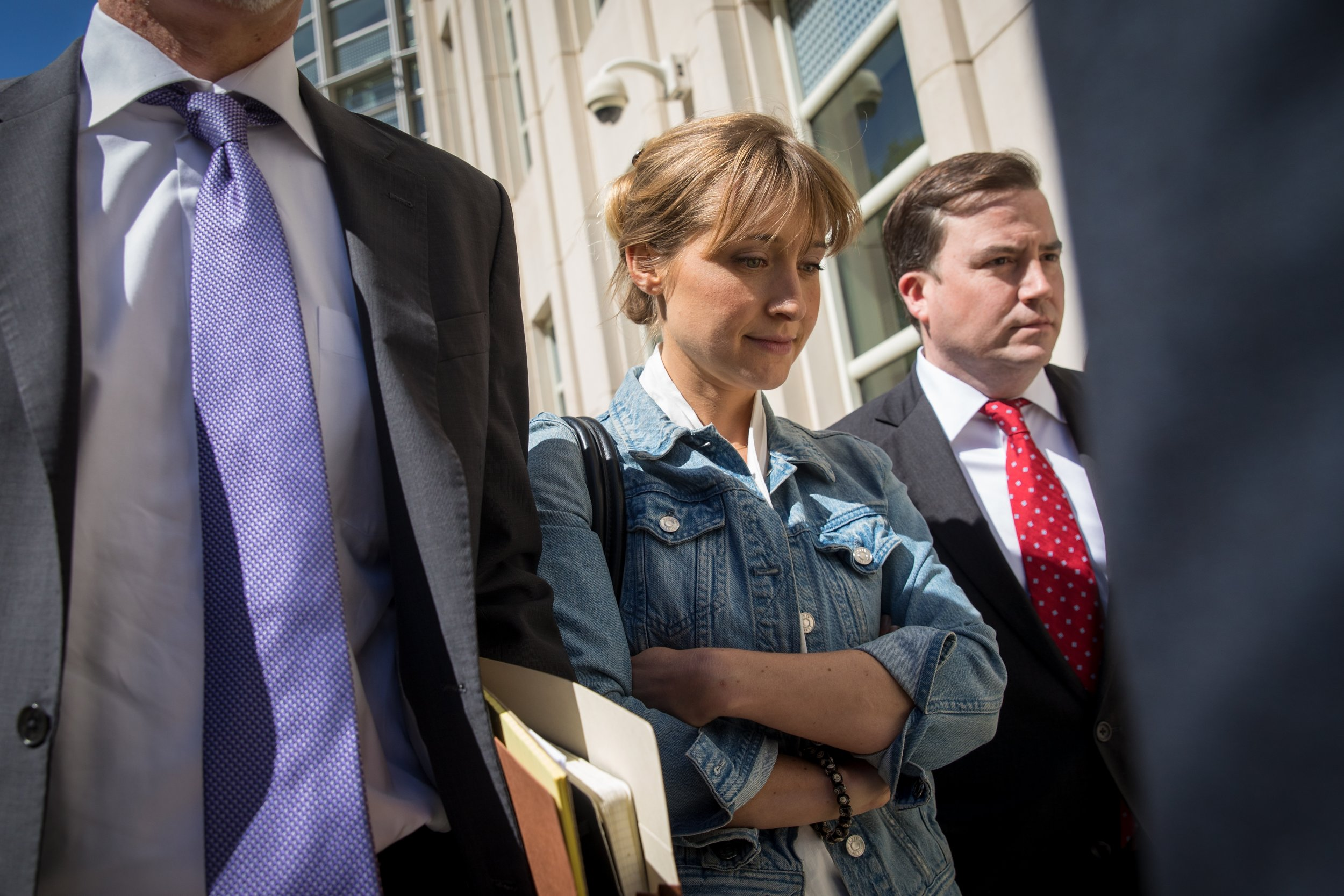 Allison Mack's Attorneys Cite Scientology to Defend Nxivm Sex Labor