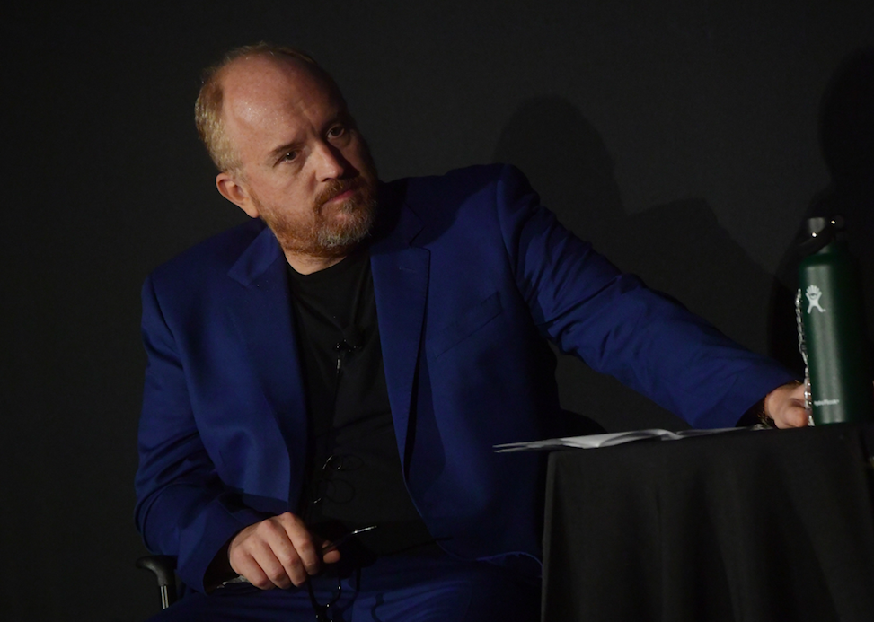 Leaked: Louis C.K. Attacks Parkland Shooting Survivors, Possibly Targeting Emma Gonzalez, David Hogg Specifically