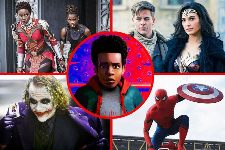Ranked: The 20 Best Superhero Movies of All Time