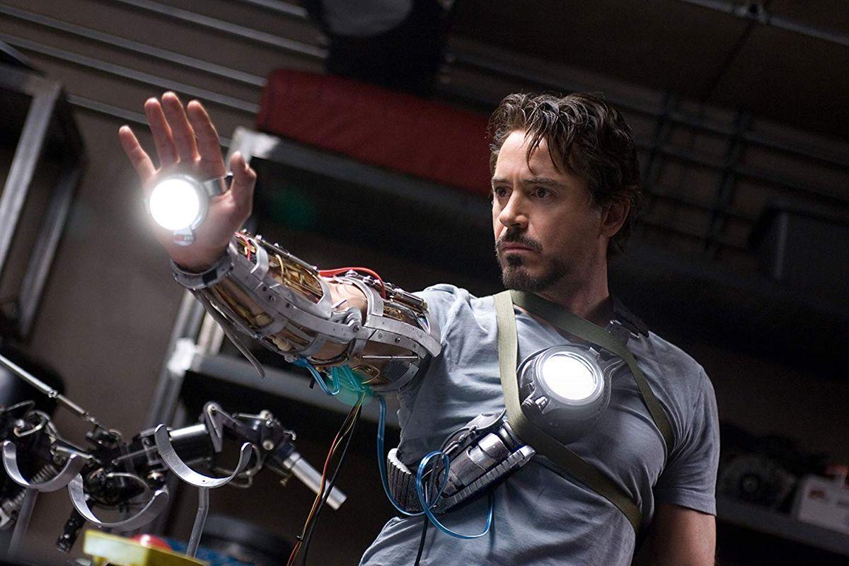 11 Iron Man