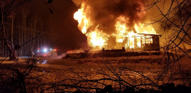 Barnstead Fire