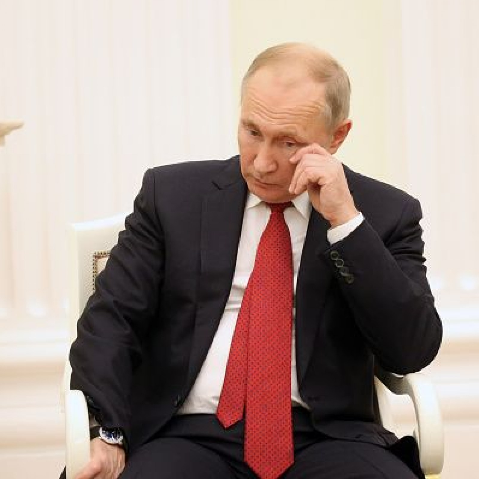Vladimir Putin Releases New Year S Eve Message Says Russia Has No Helpers And Never Will