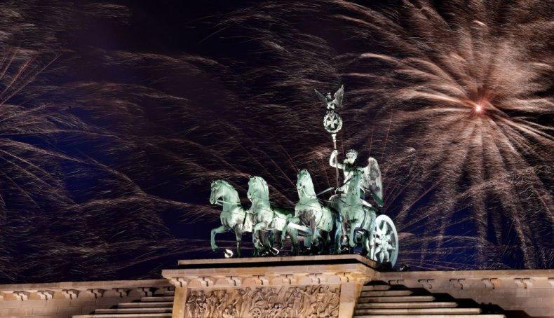 Berlin New Year's 2019