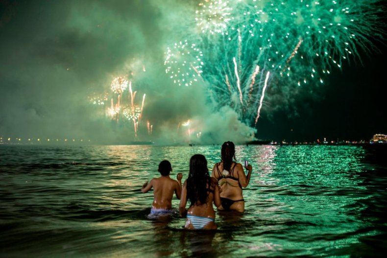 Brazil New Year's 2019