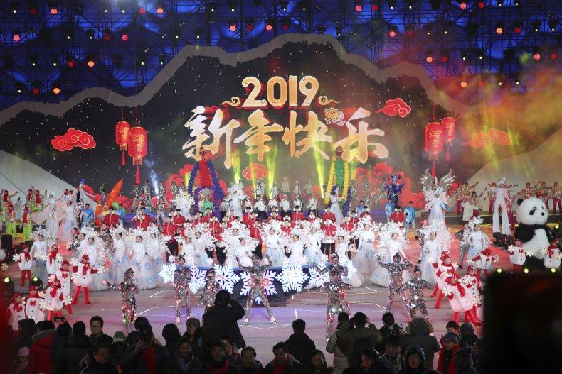 Beijing New Year
