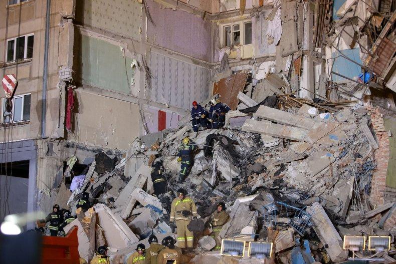 Magnitogorsk collapse