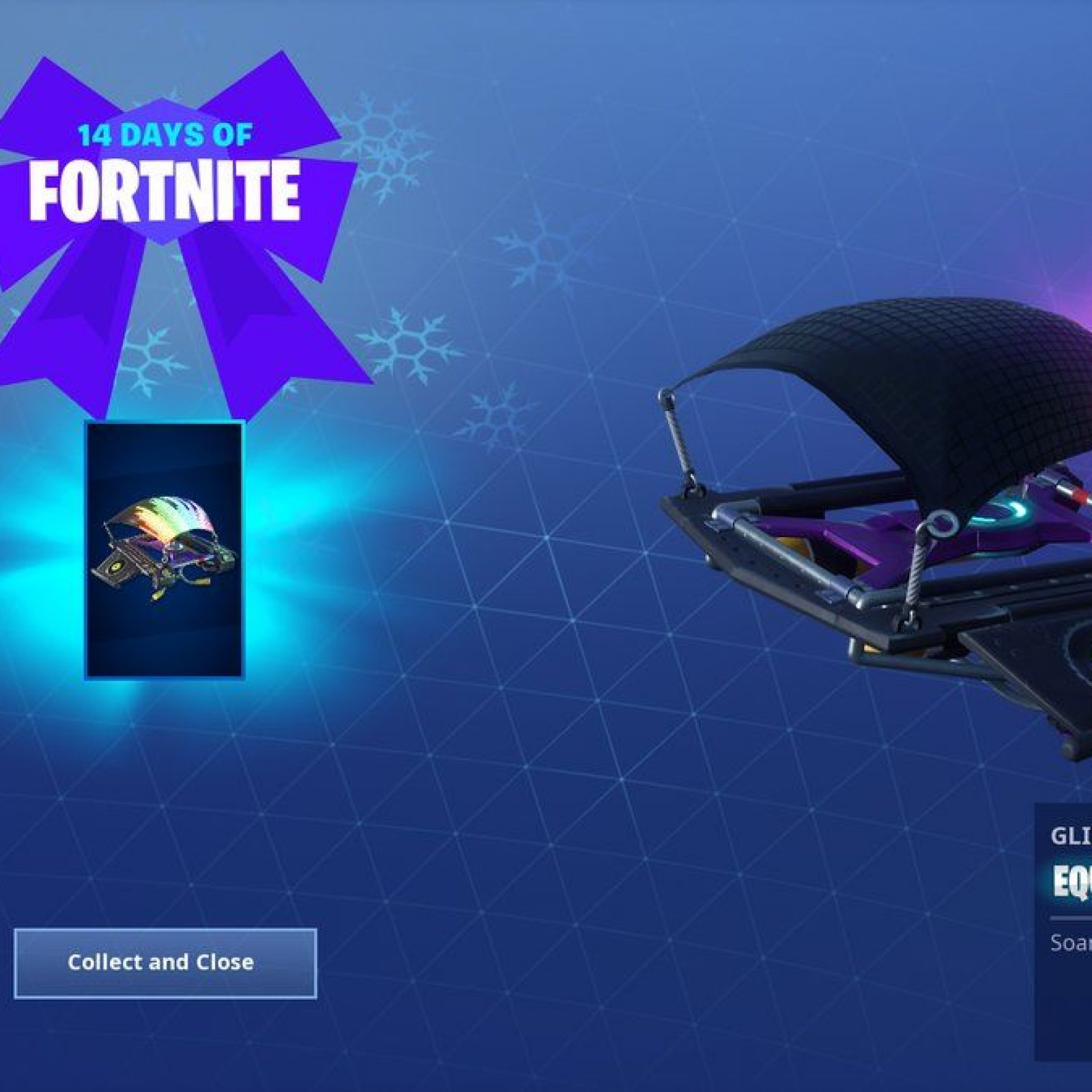 14 Days of 'Fortnite Chest Locations: Last Day Earns Equalizer Glider