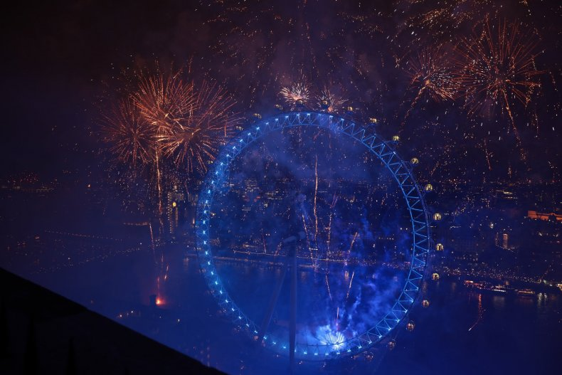 fireworks london EU