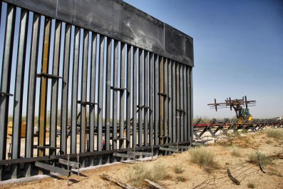 Donald Trump border wall
