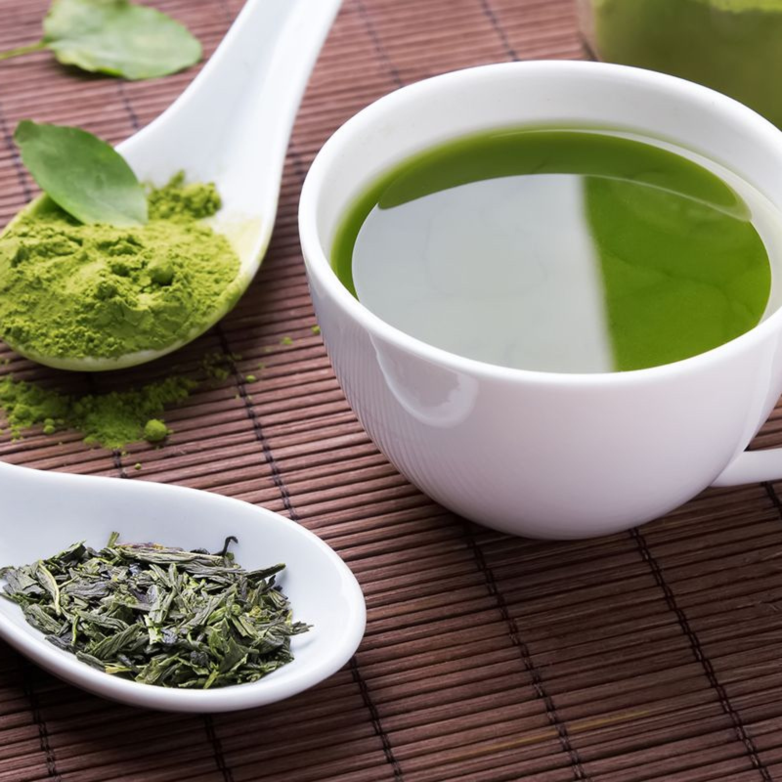 5 health benefits of green tea: from losing weight to