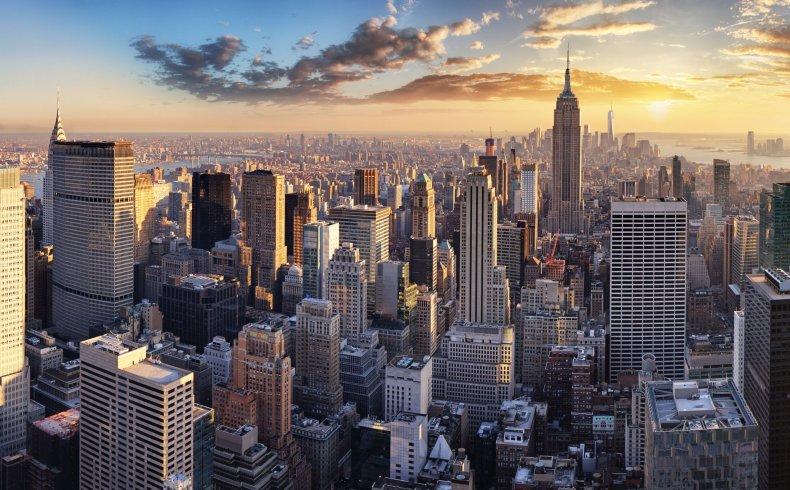 new york skyline getty stock