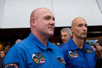 Andre Kuipers astronaut