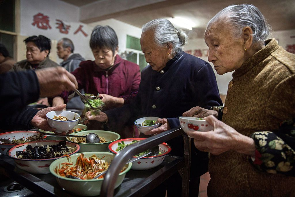 china, population, degenerating, old, weak, experts