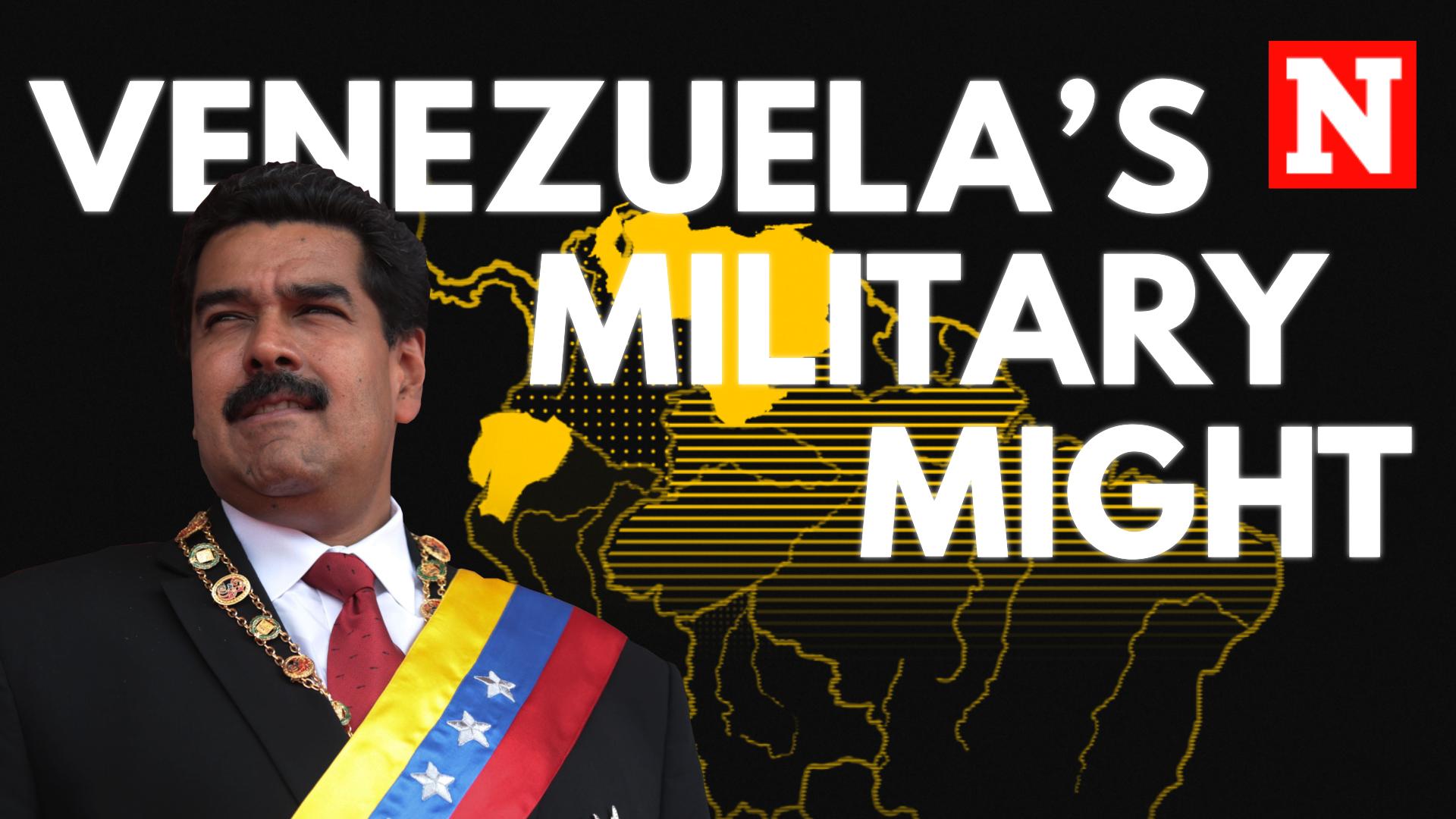 Venezuela military might