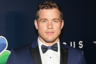 Colton Underwood Dodges Question on Virginty