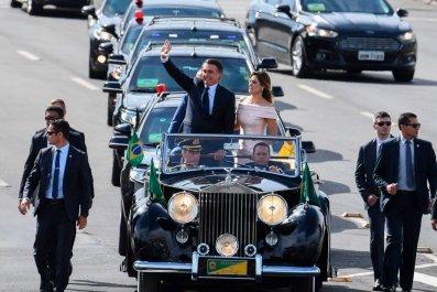 pompeo, brazil, president, democracy, torture